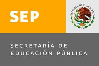 Logo Secretaría de Educación Pública