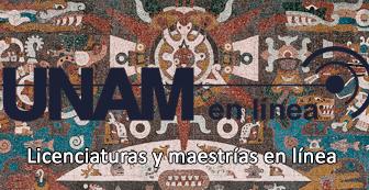 Licenciaturas en línea UNAM. CONVOCATORIA 2019. 1