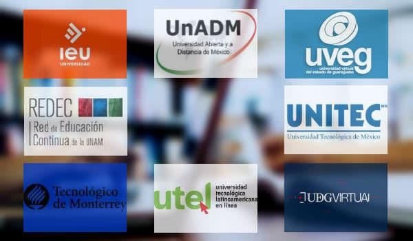 Universidades que ofrecen Diplomados en línea en México