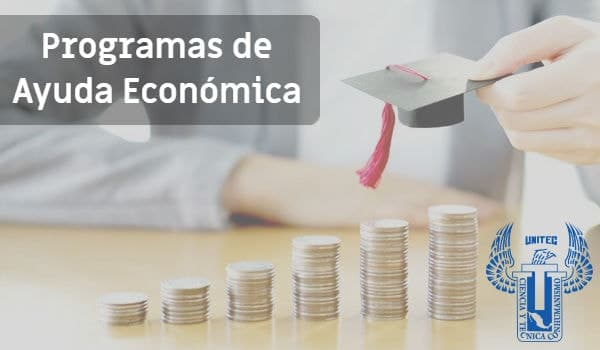 Ayuda económica Universidad UNITEC