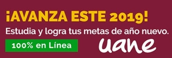 Convocatoria 2019 UANE