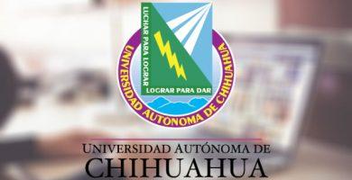 Logo UACH en línea